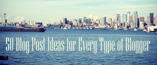 50 Blog Post Ideas Dani O Buckley